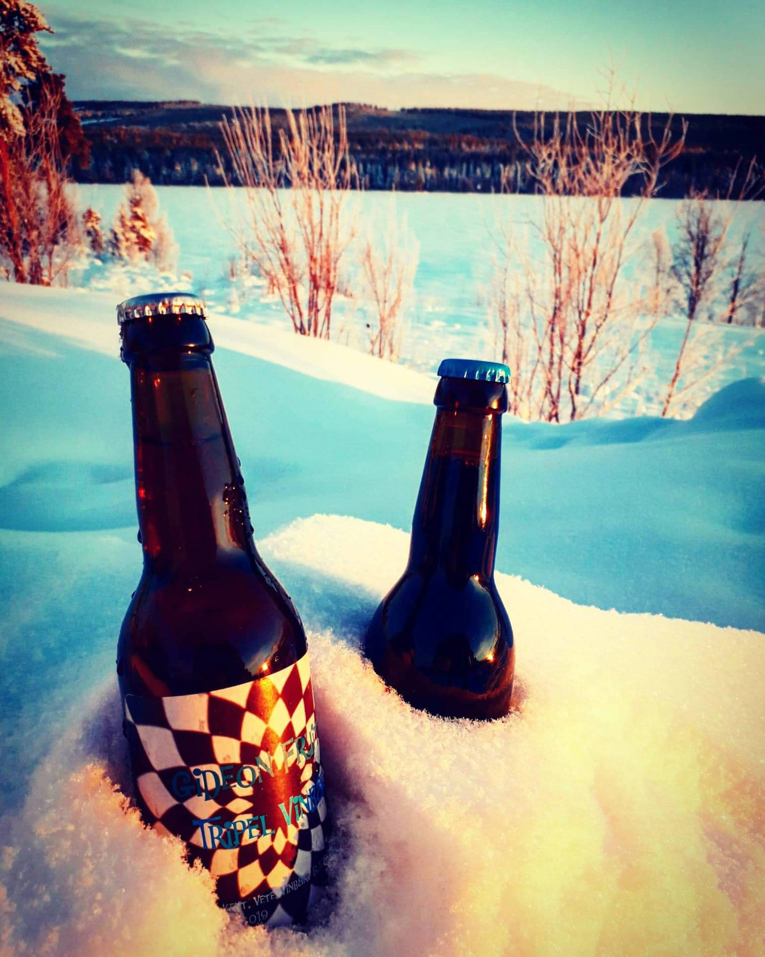 New activity - beer culture with flavours of Swedish Lapland